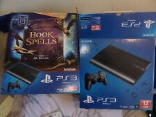 SONY PS3 Super Slim Book of Spells Edition Games Console Bundle (PlayStation 3)