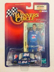 Winner's Circle Jeff Gordon Lifetime Series 1998 Car #24 NASCAR Car #2 of 8 #244