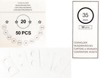 Hublot En Carton Blanc Double Fenêtre 20mm De Staple