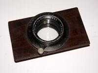Rare C.P. Goerz Berin Dogmar 180 mm 4.5 4.5/180mm Large Format lens