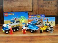 Lego System 6459 Space Shuttle Fuel Tank Truck + 6453 Com Link Cruiser