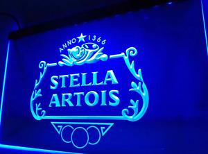 Stella Artois LED Sign Bar Club Beer