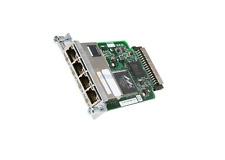 LOT OF 40 Cisco HWIC-4ESW 4-port Cisco 10BASE-T/100BASE-TX Card EtherSwitch