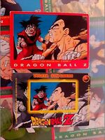 94 DRAGON BALL Z PANINI SERIE 4 RED ROJA  SERIES  COLLECTION CARD
