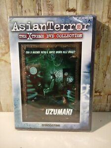 DVD Asian Terror The Xtreme DeAgostini Uzumaki Nuovo Blisterato