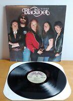 "Blackfoot ""Siogo"" Vinyl LP A-1-90080 Club Edition (No Bar Code) 1983 NM/VG+"