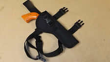 "RIGHT Drop Leg Thigh Holster TAURUS TRACKER 990 /991 / 992 6-1/2"" barrel ...USA"