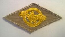 WWII Ruptured Duck Cloth Lozenge USGI