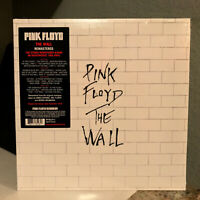 "PINK FLOYD - The Wall (Remastered 180G)(8887518428) 12"" Vinyl Record LP - SEALED"
