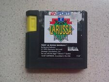 Tony La Russa Baseball - Sega Mega Drive Game (Tested - Fast Dispatch - PAL)