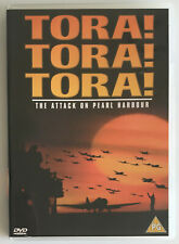 Tora! Tora! Tora! (DVD, 2001) Biographical War Drama Film, Region 2