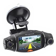 "2.7""Auto Kamera Dual Lens 1080P Dashcam Recorder KFZ DVR Überwachung Nachtsich"