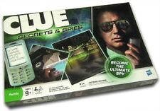 CLUE Secrets & Spies by Hasbro new in original packaging