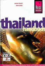 Thailand-Handbuch von Tom Vater und Rainer Krack (2008, Taschenbuch)