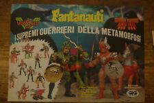 ADVERTISING PUBBLICITA' GIG FANTANAUTI  - - 1985