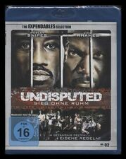 BLU-RAY UNDISPUTED - THE EXPENDABLES SELECTION - WESLEY SNIPES + VING RHAMES NEU