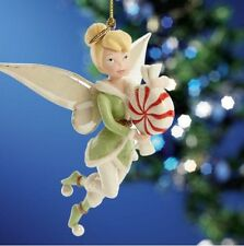 Lenox Disney 2012 annual Tinker Bell Peppermint Pixie ornament New in Box