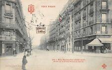 Paris - rue Meynadier