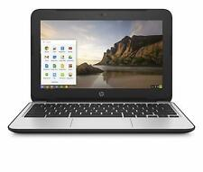 "REFURBISHED 11.6"" HP CHROMEBOOK G3 WITH CHROME OS WEBCAM HDMI NOTEBOOK - C GRADE"