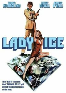 Lady Ice [New DVD]