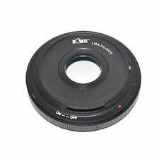 LMA-FD_EOS Lens Mount Adapter for Canon FD lens on Canon EOS camera body EF EFS