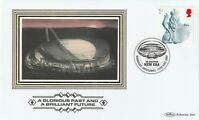 17 MAY 2007 WEMBLEY STADIUM BENHAM SMALL SILK BS 621 FIRST DAY COVER