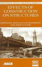 Effects of Construction on Structures: Proceedings of Sessions of Geo-Congress 9