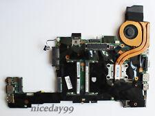 Lenovo Thinkpad X220T motherboard Intel Core i7 CPU 04W3380 QM67 with CPU fan