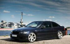 Performance Lato M Minigonne Aggiunte Sport Cover Lame Per BMW e46