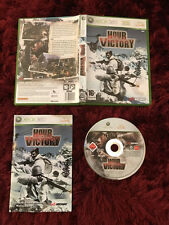 Hour of Victory - Complete Xbox 360 Game - Midway