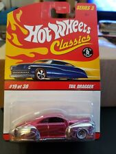 Hot Wheels Classics Series 3 Tail Dragger 19/30 (Pink Version)