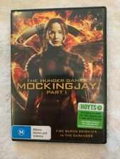 The Hunger Games - Mockingjay : Part 1 (DVD, 2018) R4