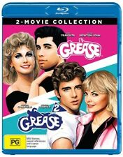 Grease / Grease 2 (Blu-ray, 2018, 2-Disc Set)
