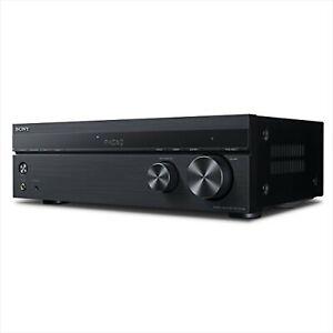 SONY stereo amplifier Bluetooth / phono input correspondence STR-DH190 AC100V