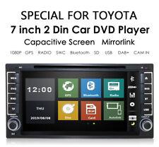 "7"" DAB+ Car Stereo DVD CD GPS TOYOTA RAV4 Corolla EX VIOS YARIS Prado VITZ HILUX"