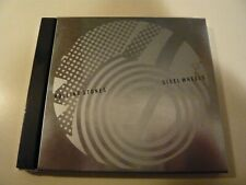 ROLLING STONES Steel Wheels Promotional CD Limited Edition Promo Steel Case