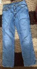 Wrangler W34 L34 Men's Blue Jeans