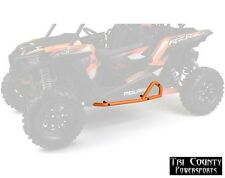 Pure Polaris Orange Kick Out Rock Sliders RZR 1000 900S 900 Turbo 2014-2020