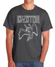 Camiseta hombre Led Zeppelin T shirt men classic hard Rock jimmi page