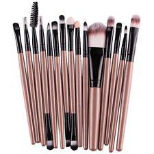 15 pcs/Sets Cosmetic Brush Eye Shadow Eyebrow Foundation Makeup Brushes Tool S1