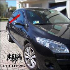 Deflettori Aria Antiturbo Oscurati Renault Megane III 5 porte e SW Sportour