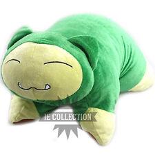 POKEMON SNORLAX CUSCINO PELUCHE 40 CM Cushion pillow Ronflex relaxo Munchlax 143
