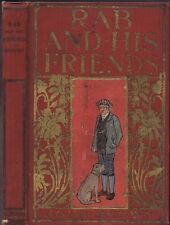 RAB and His Friends, by Dr. John Brown, published by Henry Altemus, 1899