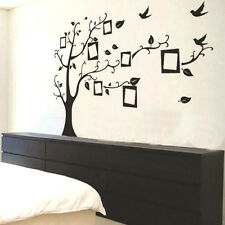 Stylish Tree Black PVC Removable Room Vinyl Decal Art Wall Sticker Home Decor