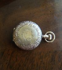 Vintage Elgin Pocket Watch.