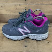 NEW BALANCE 510V3 Trail Hiking ALL TERRAIN Running Shoes For Crews Women's Sz 11
