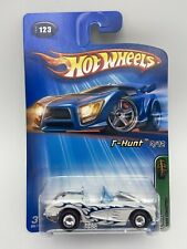 Hot Wheels T Hunt Series 1958 Corvette Collector No 123 1/64 Scale FREE SHIPPING