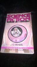 Jean-Gaston Vandel : Bureau de l'invisible