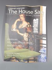 Christie's New York The House Sale Auction 3 October 2006 Auction Catalog
