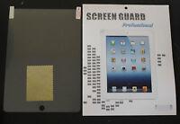 IPA02 1x 2x 3x5x Apple iPad Air 1 2 Front Screen Protector Anti-Glare Cover